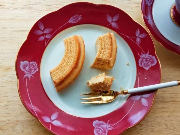 しっとり美味しいホレンディッシェ・カカオシュトゥーベ