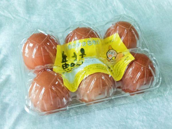 高橋エッグファームの卵