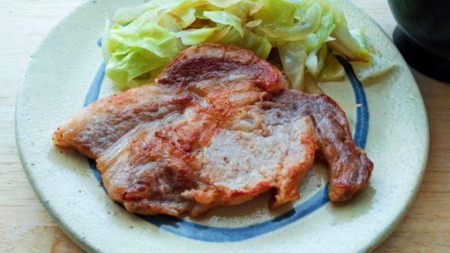 生活クラブの豚肉