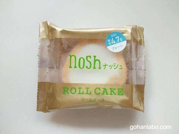 ナッシュのロールケーキ(包装)