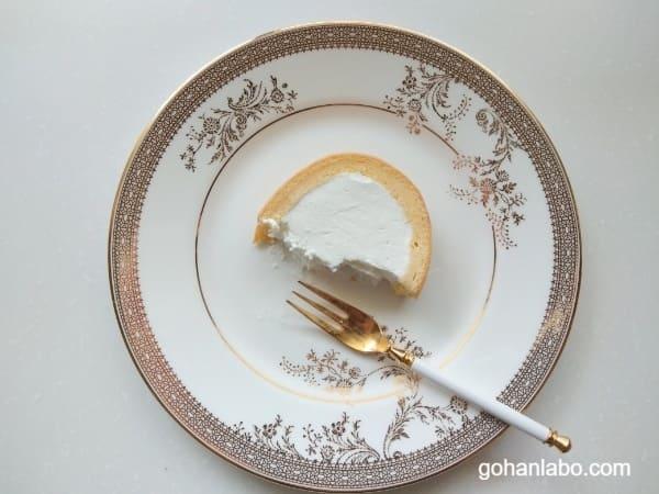 ナッシュのロールケーキ(食べてみた)