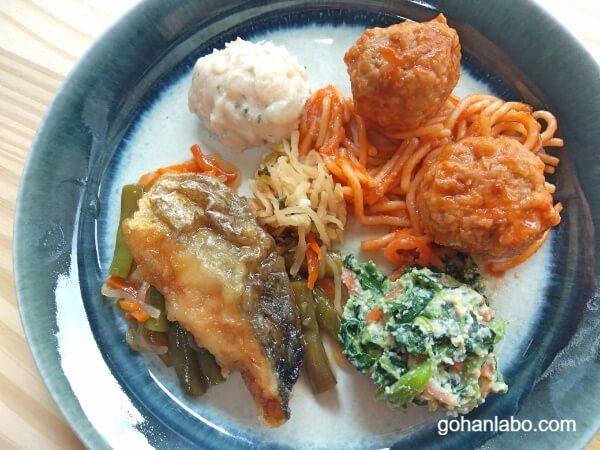 ワタミの宅食まごころおかずタラ(皿)