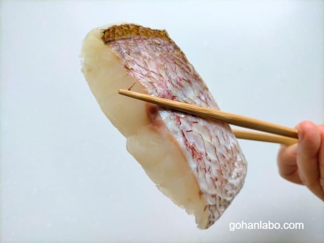 食べチョクふく成鯛