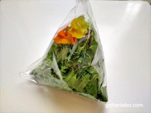 セブンボウルのサラダ