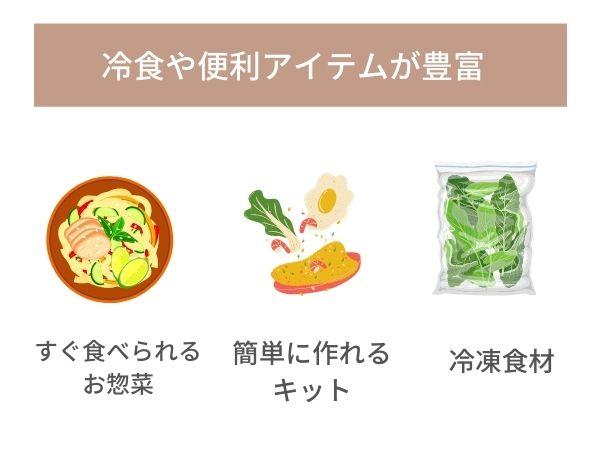 Oisix便利食材