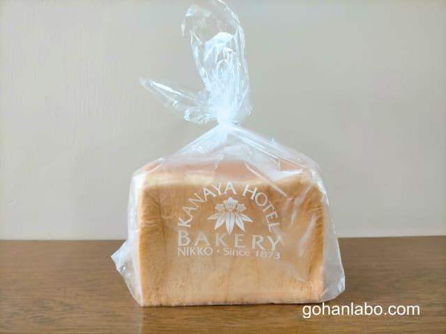 金谷ホテル食パン